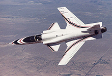 X-29: The Most Aerodynamically Unstable Aircraft Ever Built