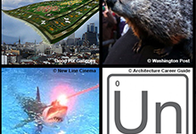 To emphasize its commitment in pursuing high-risk/high-reward research and making the impossible possible, DARPA today announced four new programs: ALADDIN (top left), SEE SHADOW (top right), JAWWS (bottom left) and LEPRECHAUN (bottom right).