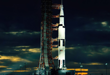 Saturn V and Centaur Rockets