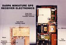 Miniaturized Global Positioning System Receivers