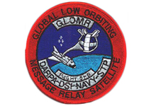 Global Low Orbiting Message Relay (GLOMR)