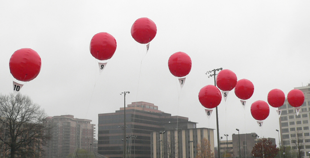 Network (Red Balloon) Challenge