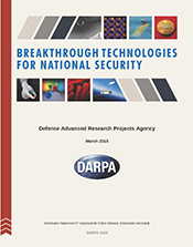DARPA 2015: Breakthrough Technologies for National Security