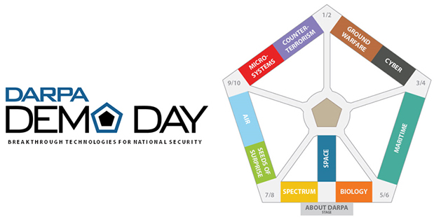 DARPA Demo Day 2016
