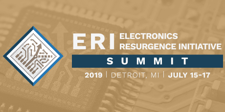 Electronics Resurgence Initiative (ERI) Summit 2019