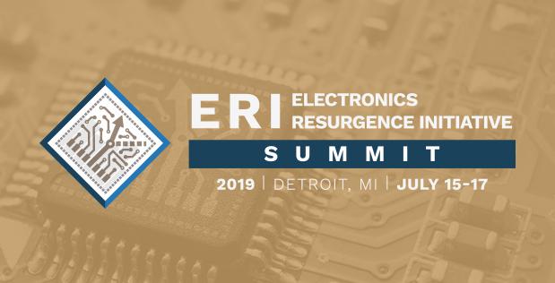 Electronics Resurgence Initiative (ERI) Summit 2019