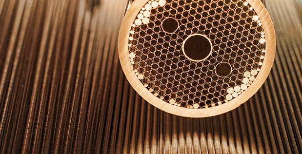 Hollow-core fiber assembly, image courtesy of OFS
