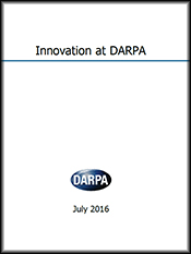 Innovation at DARPA