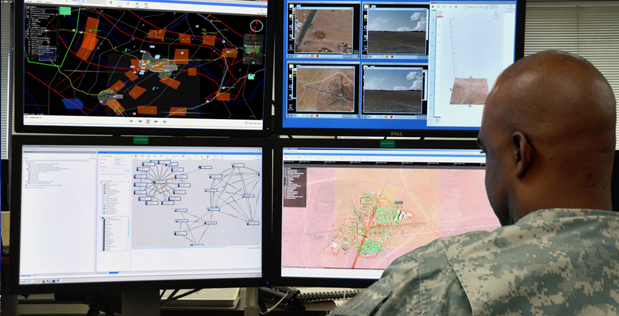 DARPA's Insight program aims to create an adaptable, integrated Intelligence, Surveillance and Reconnaissance (ISR) system to augment intelligence analysts' capabilities to support time-sensitive operations on the battlefield.