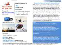 Miniaturized Autonomy System for Unmanned Aircraft