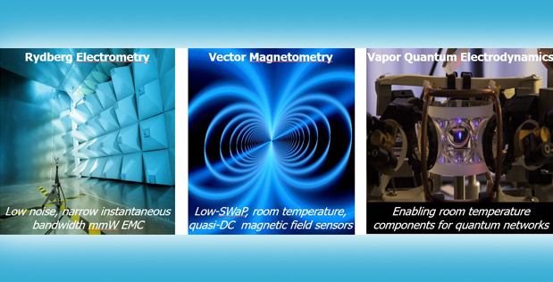 Science of Atomic Vapors for New Technologies (SAVaNT)