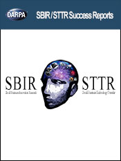 SBIR/STTR Success Reports Cover