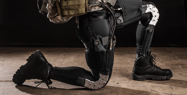DARPA's Warrior Web program seeks to create a soft, lightweight under-suit that would help reduce injuries and fatigue and improve Soldiers' ability to efficiently perform their missions. The photos above are examples of three prototypes currently under development.