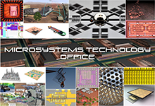 Image Caption: DARPA's Microsystems Technology Office pushes the boundaries of what is possible with electronic, photonic, electromagnetic, and microelectromechanical systems.