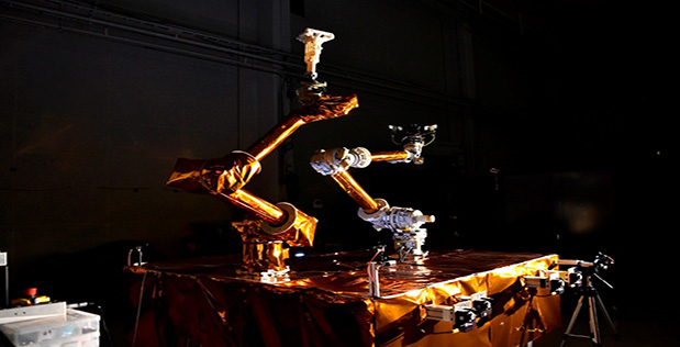Robotic Payload for RSGS Mission Moves to Next Phase of