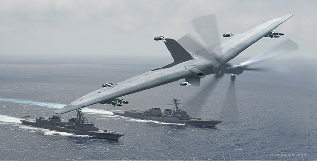 Tern Moves Closer to Full-Scale Demonstration of Unmanned