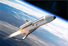 Image Caption: DARPA's Experimental Spaceplane (XS-1) program seeks to build and fly the first of an entirely new class of hypersonic aircraft that would break the cycle of escalating launch costs and make possible a host of critical national security options. As the next step toward a future of routine, responsive, and low-cost space access, DARPA has awarded Phases 2 and 3 of the program to The Boeing Company. Click below for high-resolution image.