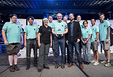 Cyber Grand Challenge 2nd Place Winners