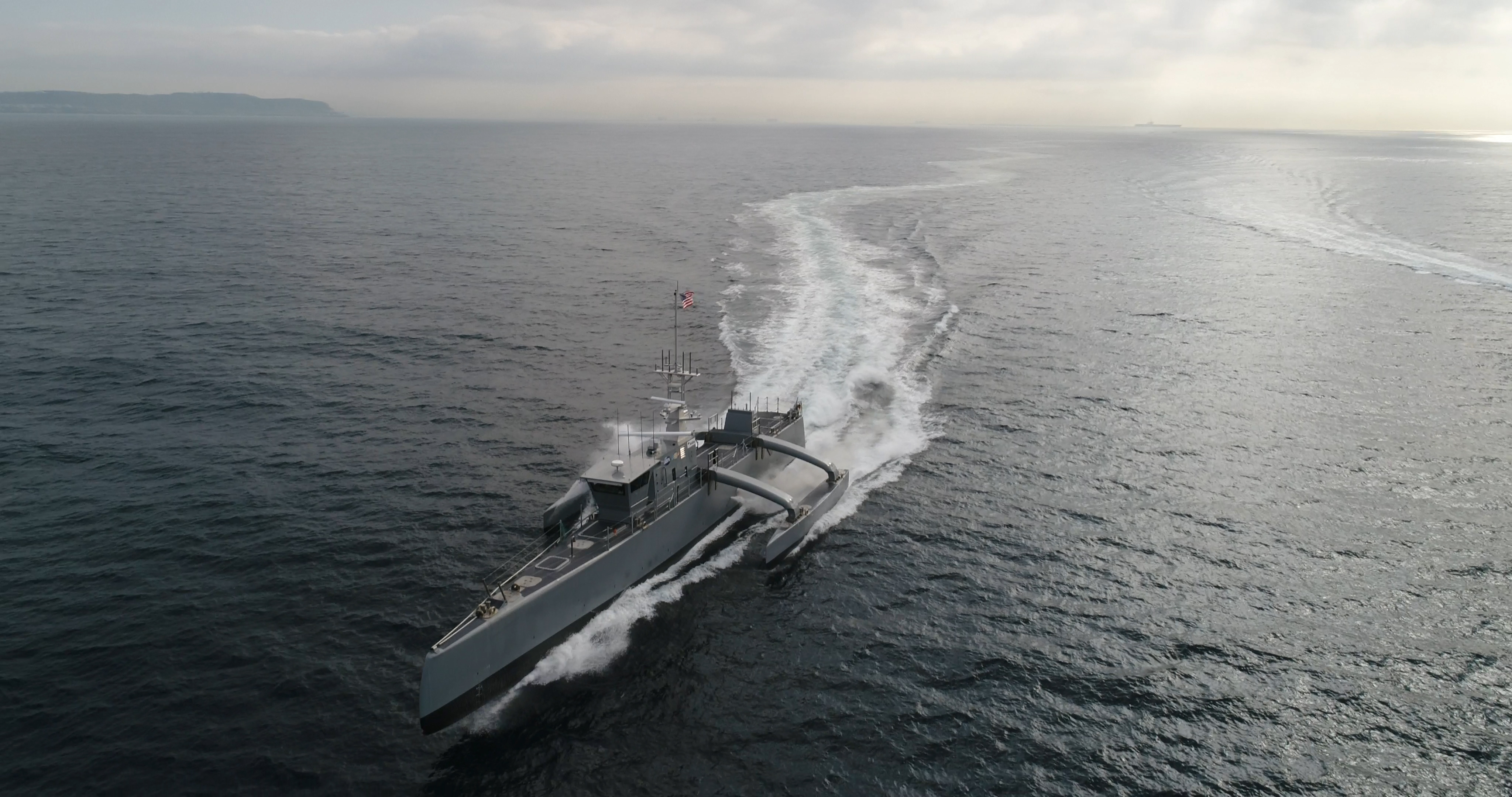 Actuv Sea Hunter Prototype Transitions To Office Of
