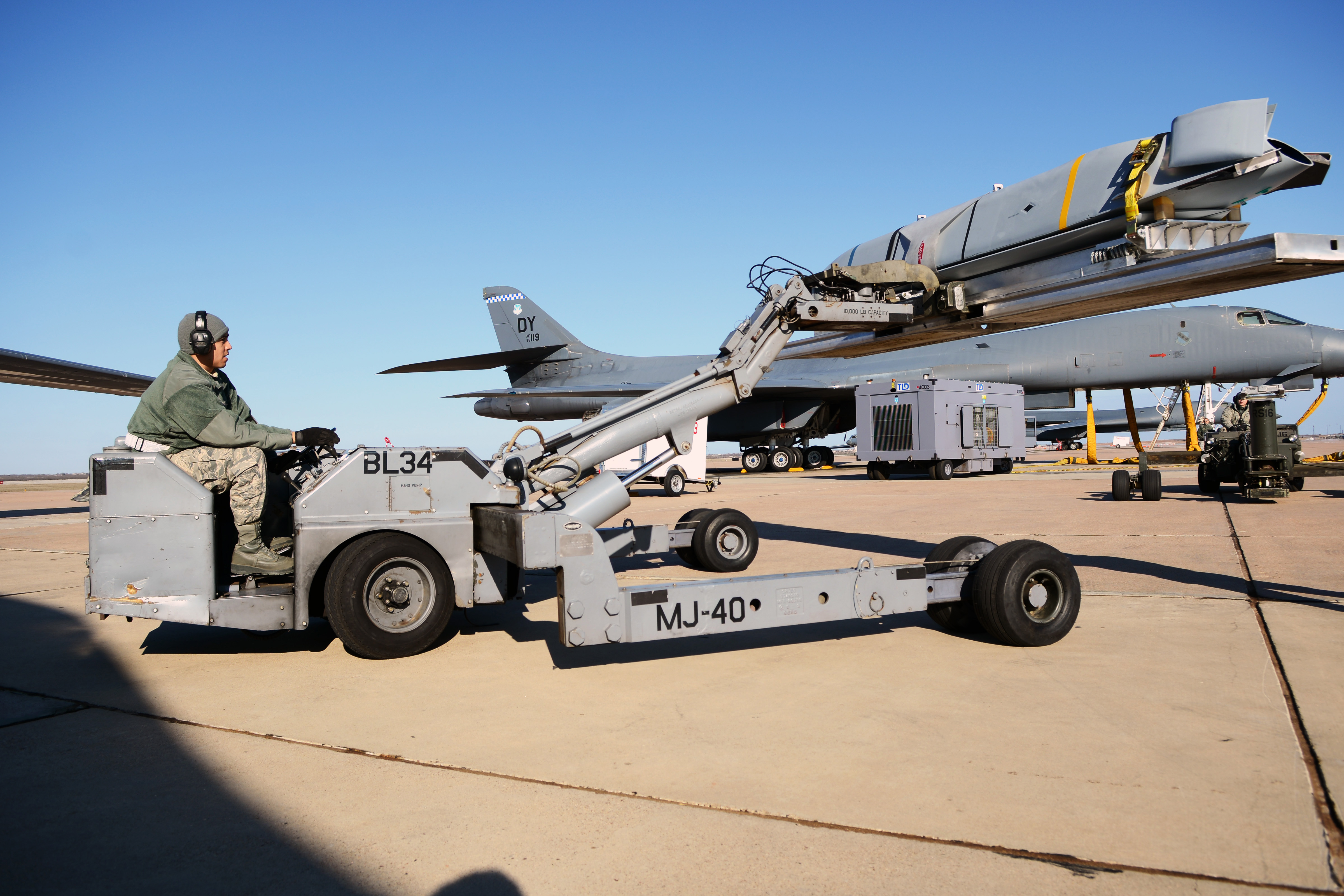 LRASM Prototype is Three-for-T...