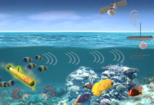 Persistent Aquatic Living Sensors (PALS) program