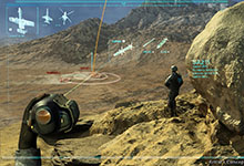 DARPA's Persistent Close Air Support (PCAS) program aims to enable ground forces and combat aircrews to jointly select and employ precision-guided weapons from a diverse set of airborne platforms. The program seeks to leverage advances in computing and communications technologies to fundamentally increase CAS effectiveness, as well as improve the speed and survivability of ground forces engaged with enemy forces.