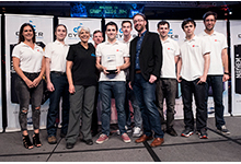 Cyber Grand Challenge 1st Place Winners