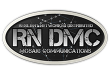 Resilient Networked Distributed Mosaic Communications (RN DMC)